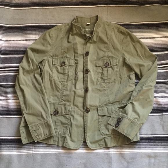 05526d090d465 Banana Republic Jackets & Blazers - Banana Republic Cargo Jacket
